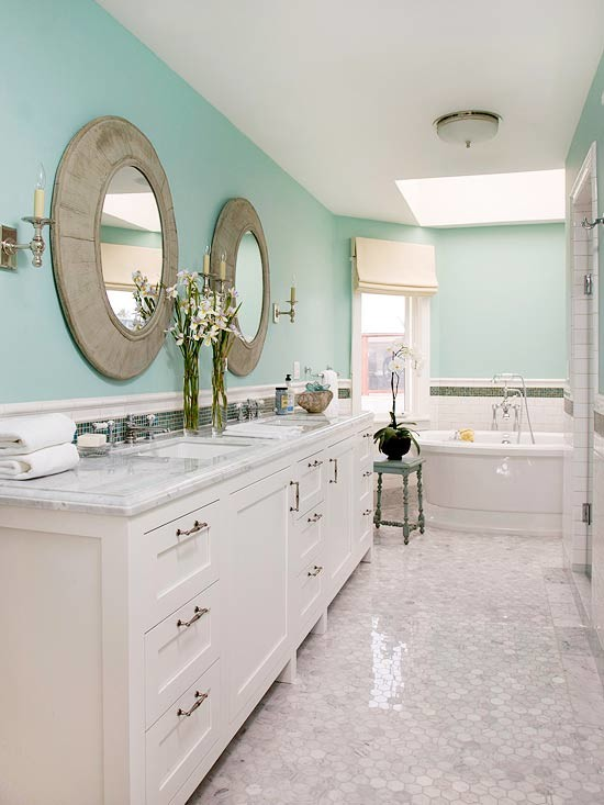 OTM Designs And Remodeling Inc House Of Turquoise - Bathroom remodel santa monica