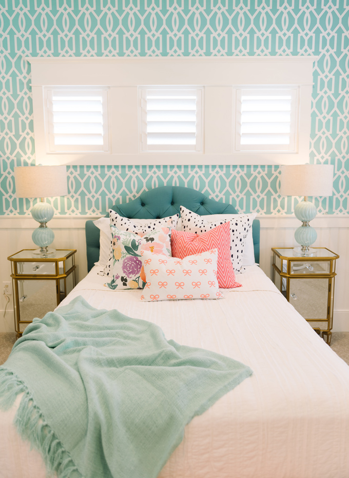 Four Chairs Furniture   Millhaven Homes   House of Turquoise