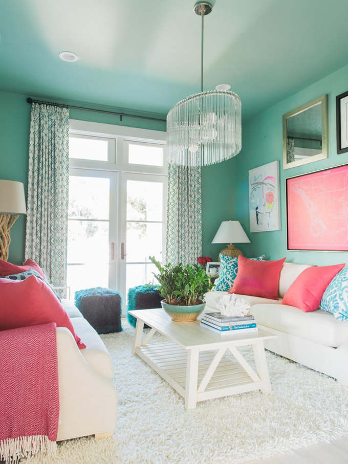 Hgtv dream home 2016 house of turquoise for Dream of painting a room white