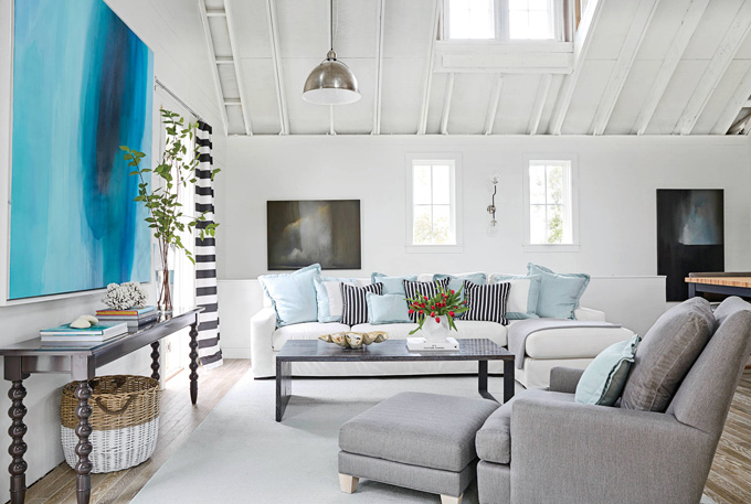 Located Along Dreamy Scenic 30A In Florida Is The Coastal Living 2015 Seagrove Idea Cottage A 1980s Fixer Upper Transformed By One Of My Favorite