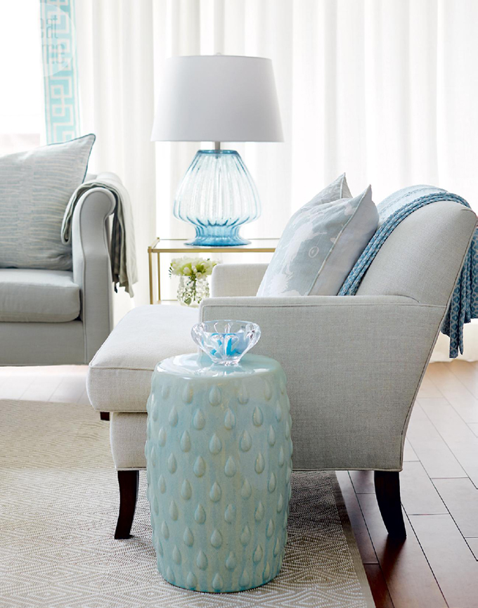 Charming Just Like Me, Turquoise Has Been The Favorite Color Of Interior Designer  Olivia Hnatyshin Of Olivia Lauren Interior Design Since She Was Littleu2026she  Has ...