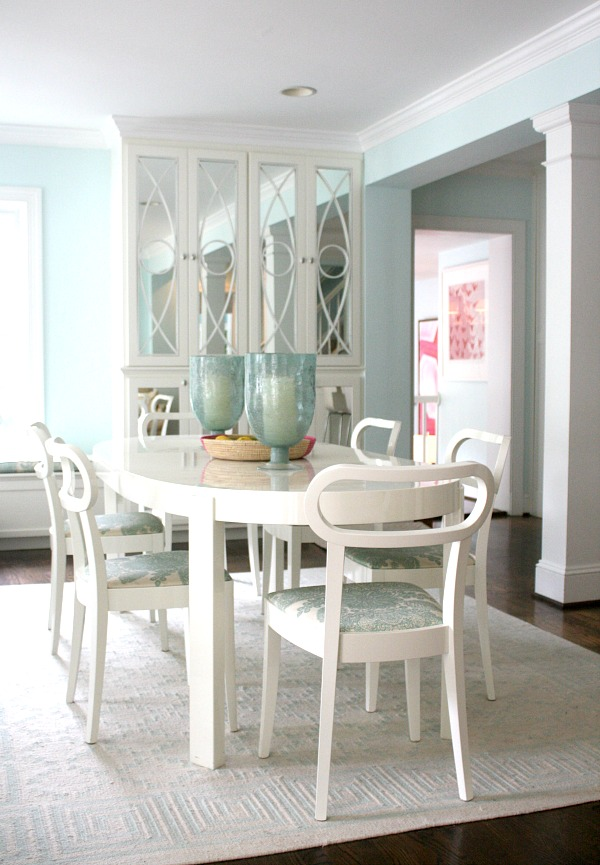 light turquoise kitchen guest trevey from bright bold and beautiful 3763
