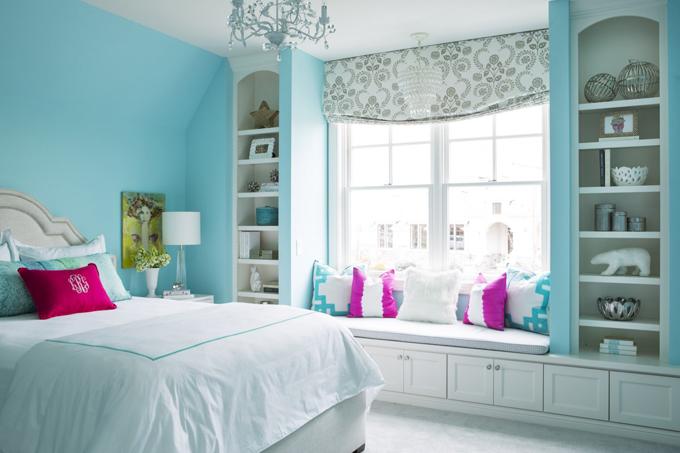 Martha O'Hara Interiors   House of Turquoise