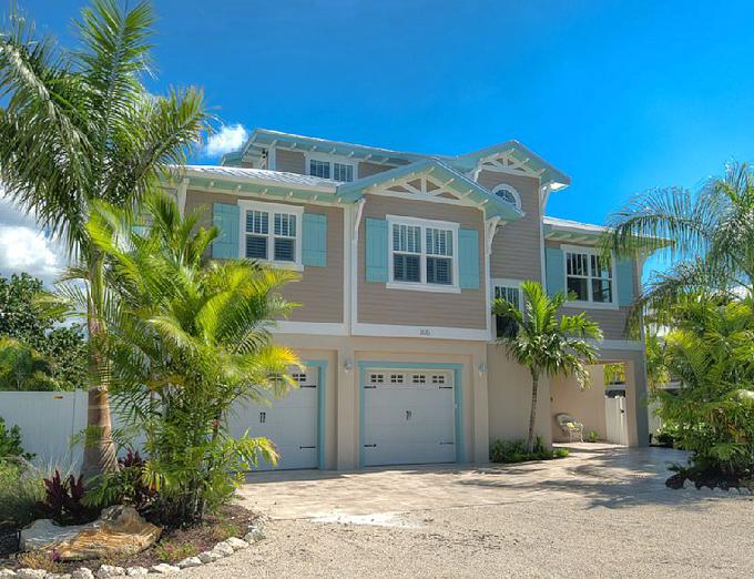 Aqua Cove Anna Maria Island Florida House Of Turquoise