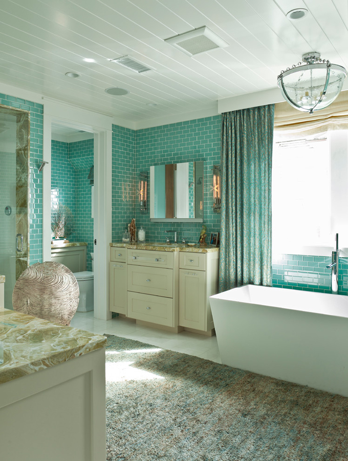 Anne Michaelsen Design House Of Turquoise