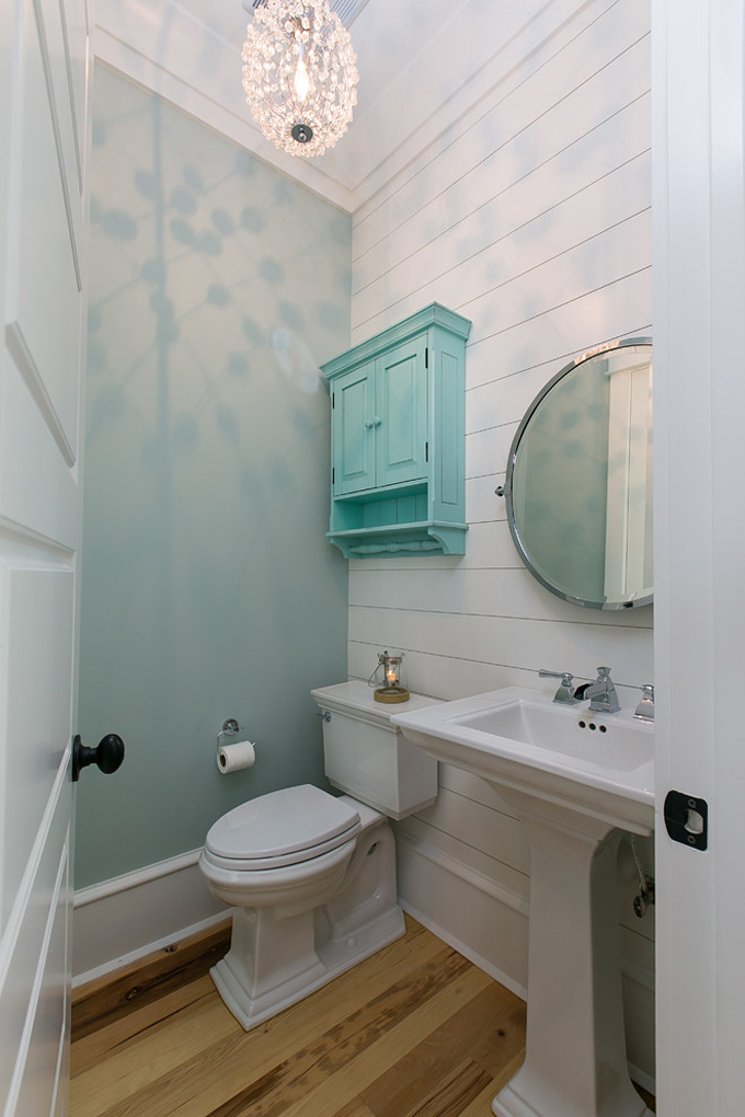 coastal bathrooms ideas coralberry cottage house of turquoise 11029