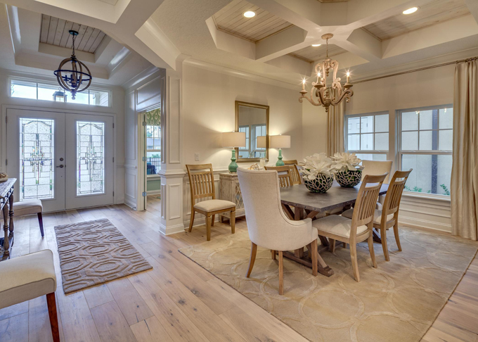 Dream Finders Model Homes