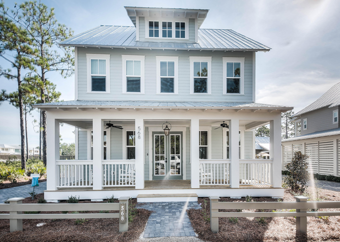 David Weekley Homes House Of Turquoise