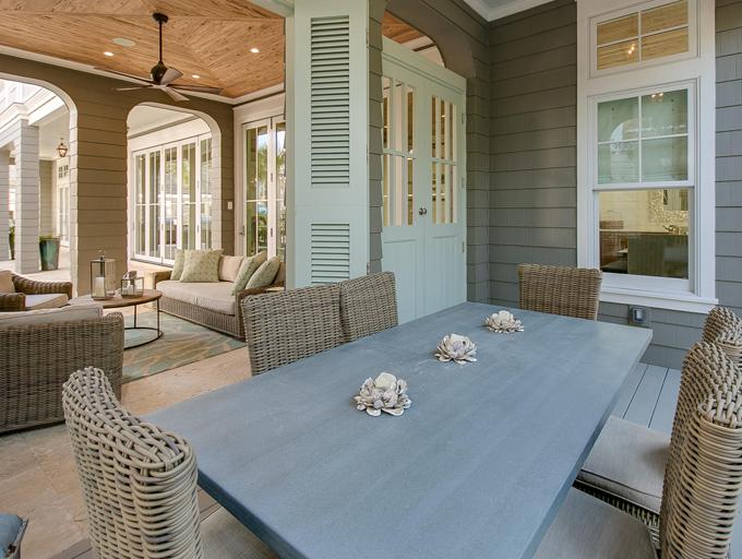 Nest Interior Design   House of Turquoise