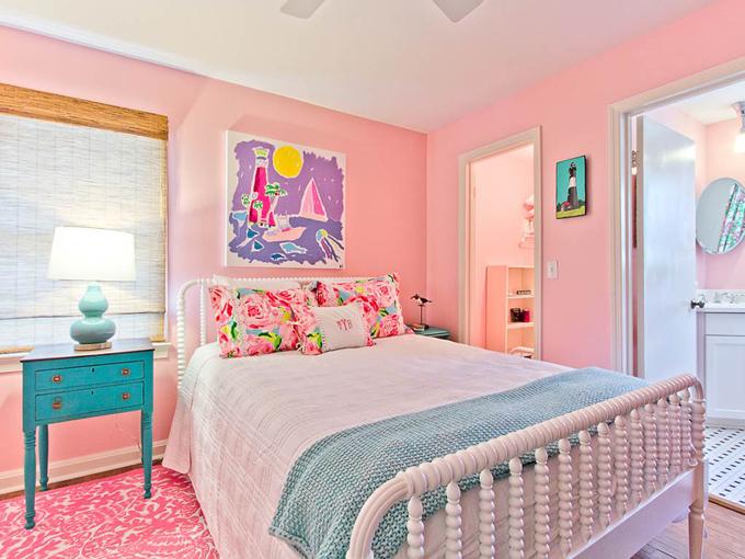 The Salty Mermaid Cottage – Tybee Island, GA   House of Turquoise