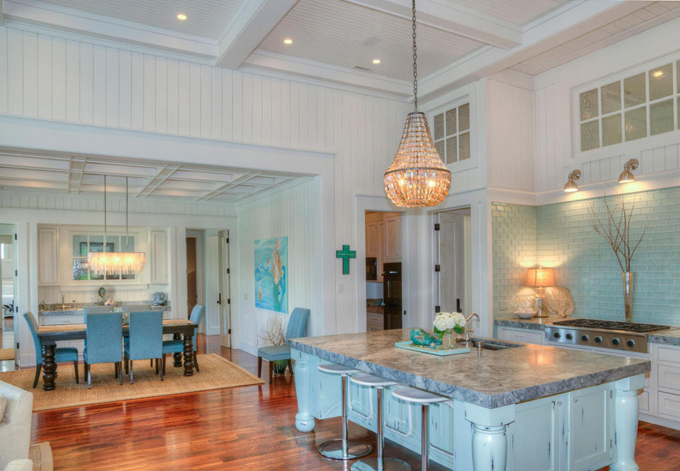 For Sale: A Coastal Home in Southport, NC