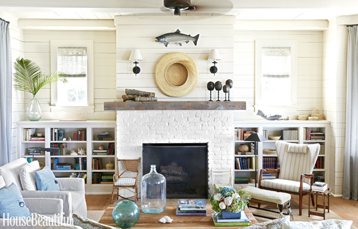 Tammy connor interior design house of turquoise for House beautiful living rooms photos