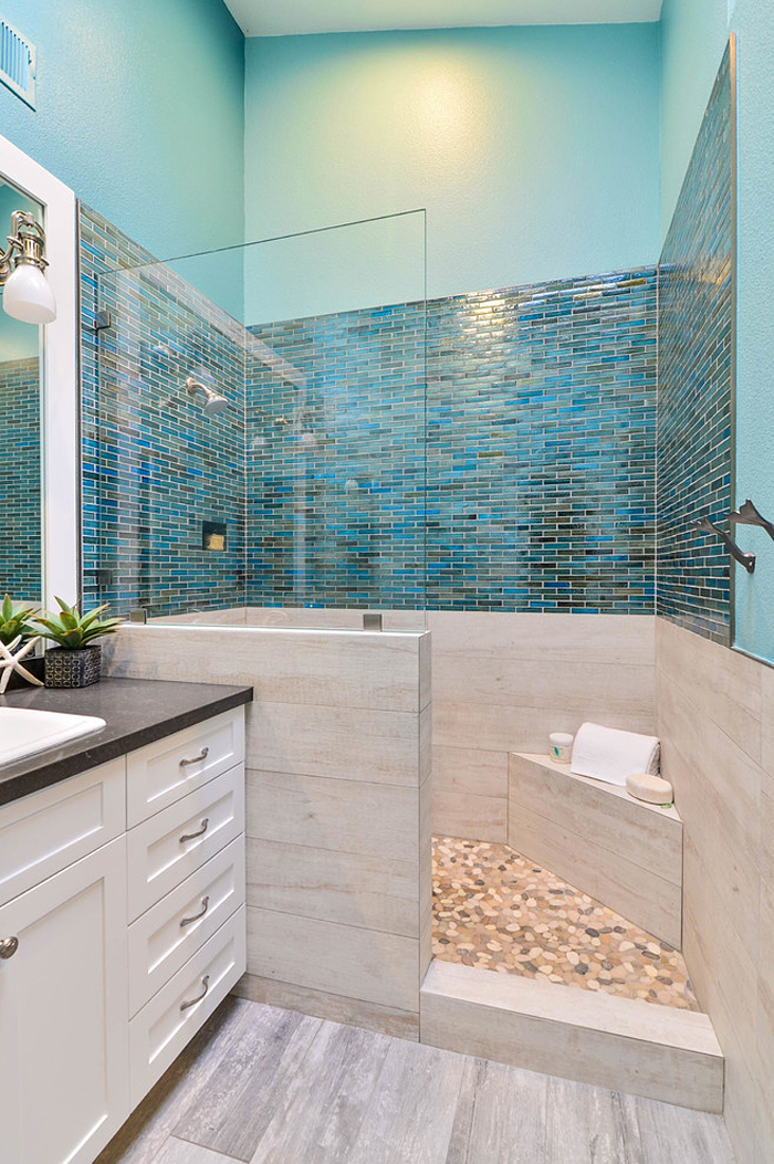 Signature designs kitchen bath house of turquoise for Badezimmer ideen instagram