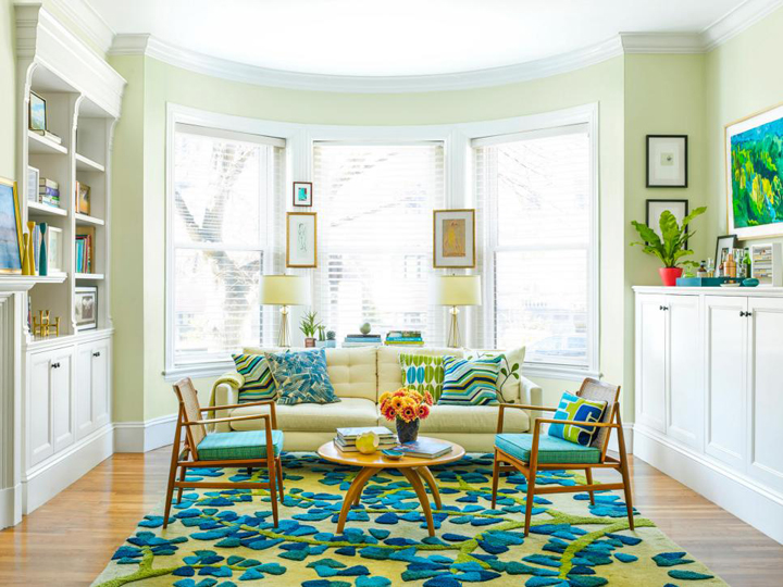 This Colorful Boston Brownstone Belongs To An Art Loving Couple (could You  Tell?!) Who Worked With Amanda Hark And Jeff Osborne Of Hark + Osborne  Interior ... Part 82