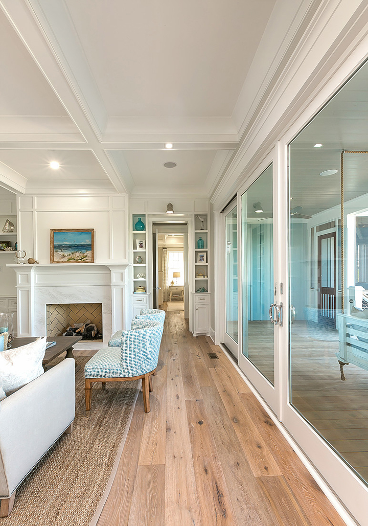 Mahshie custom homes house of turquoise for Beach house designs interior