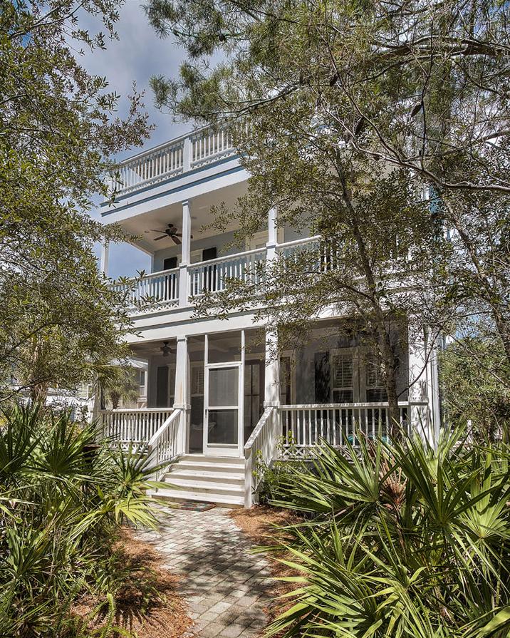beach house porches