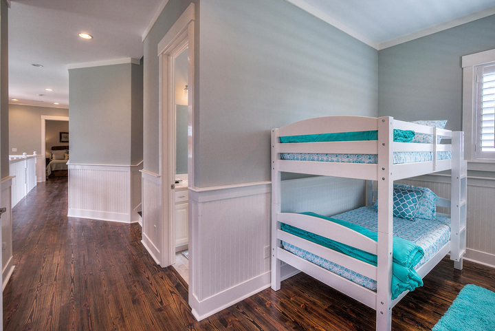 hall bunk room