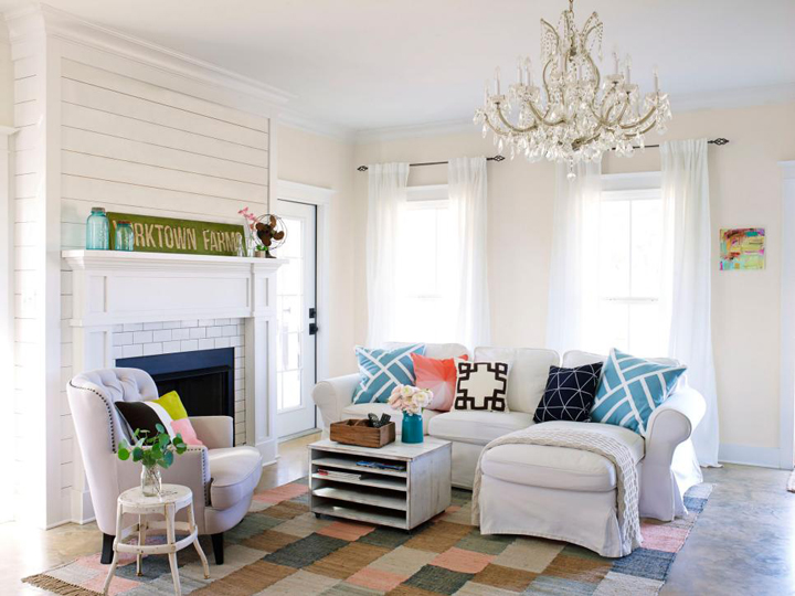 Like So Many Of Us The Couple Who Own This Delightful Louisiana Farmhouse Love Everything Fixer Upper When They Were Designing Their New Home