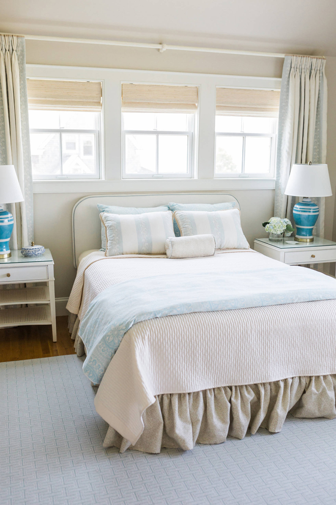 As Relaxing As Our Getaway Was, Iu0027m Dreaming Of Sleeping The Day Away In  This Beautiful Beach House Bedroom Designed By Patricia Haley ...