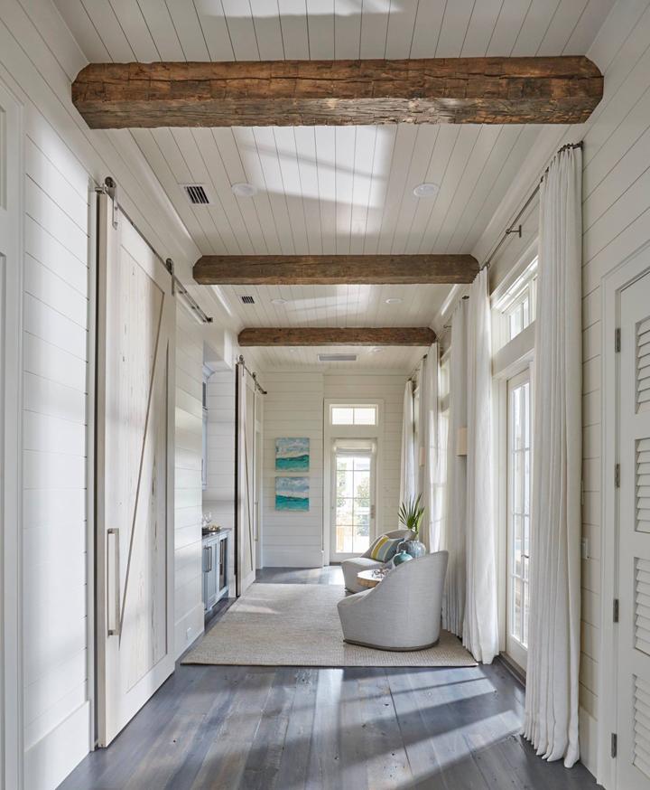 beach-house-hallway