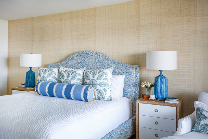 blue-upholstered-bed