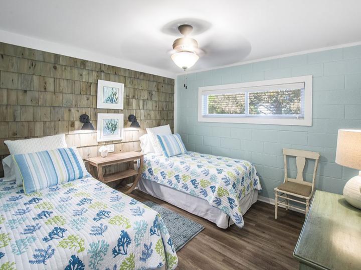 coastal guest room