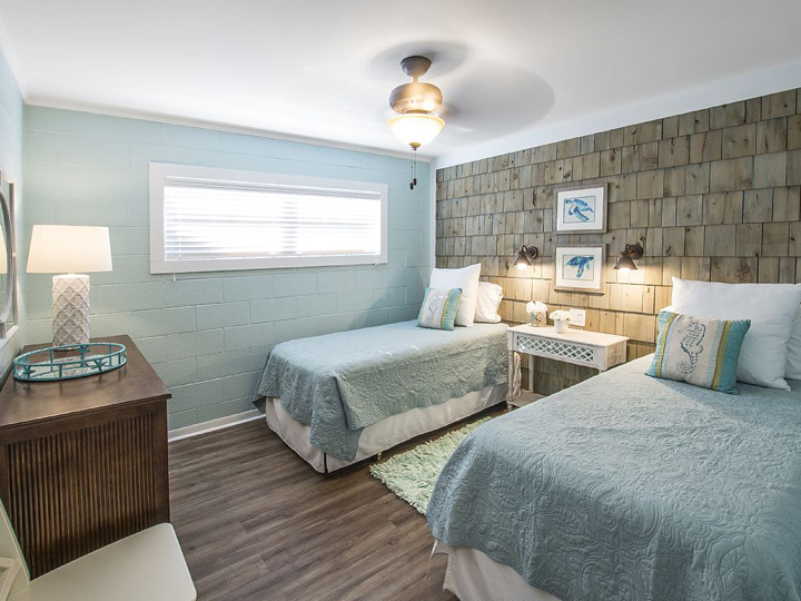 coastal inspired bedroom