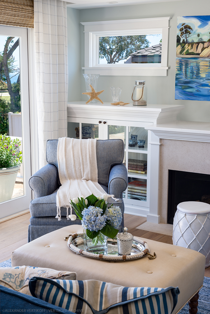 Debra lynn henno design house of turquoise - Airy brown and cream living room designs inspired from outdoor colors ...