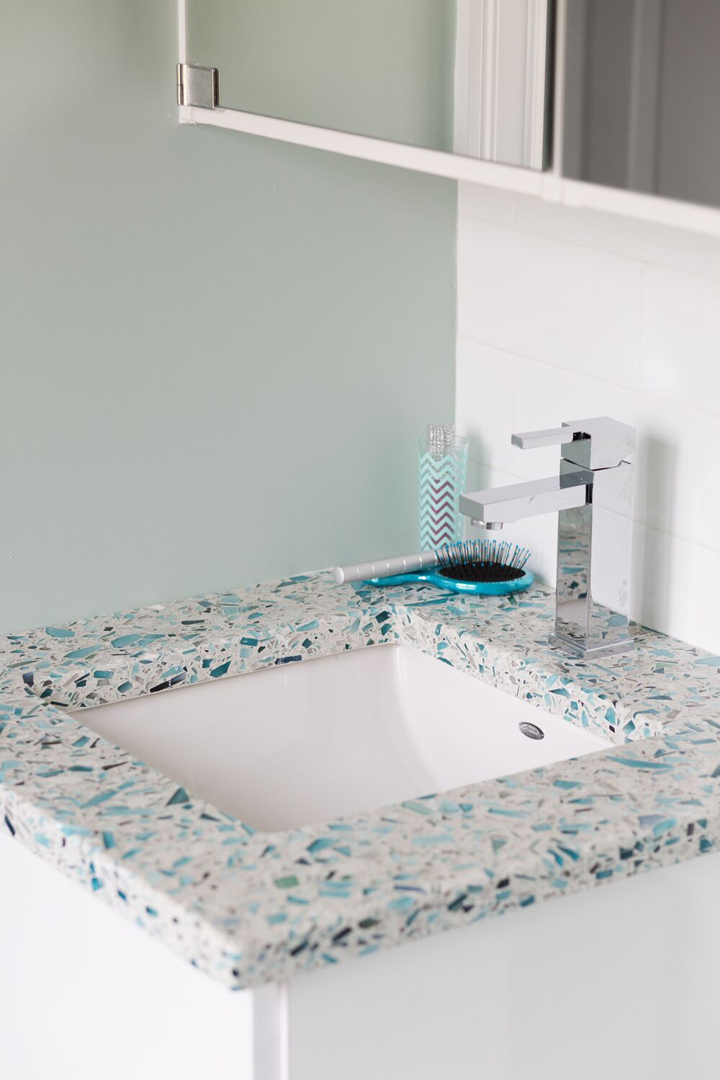 recycled-glass-countertop