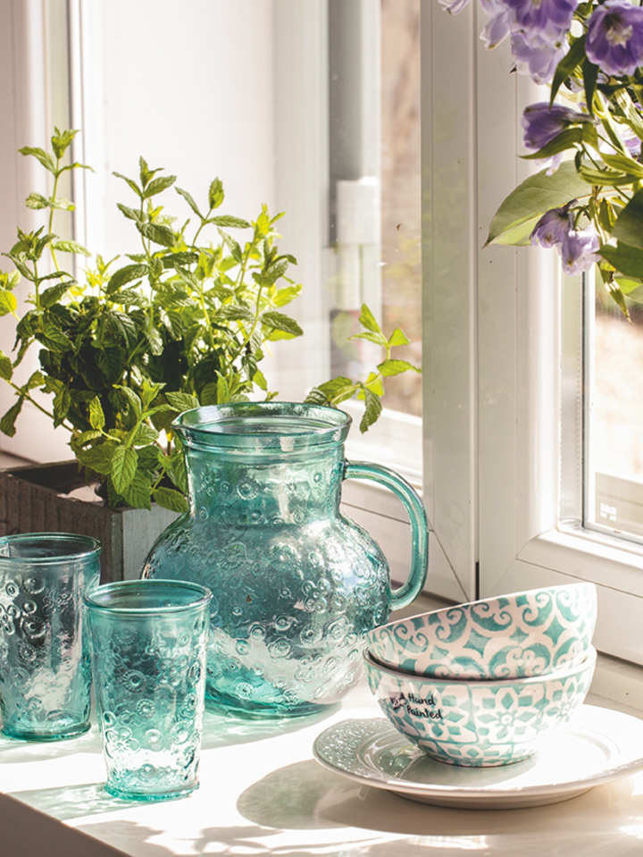 turquoise-drinkware