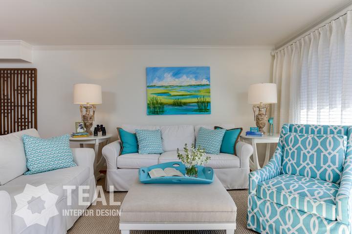 Guest Blogger: Angela Crittenden of Teal Interior Design