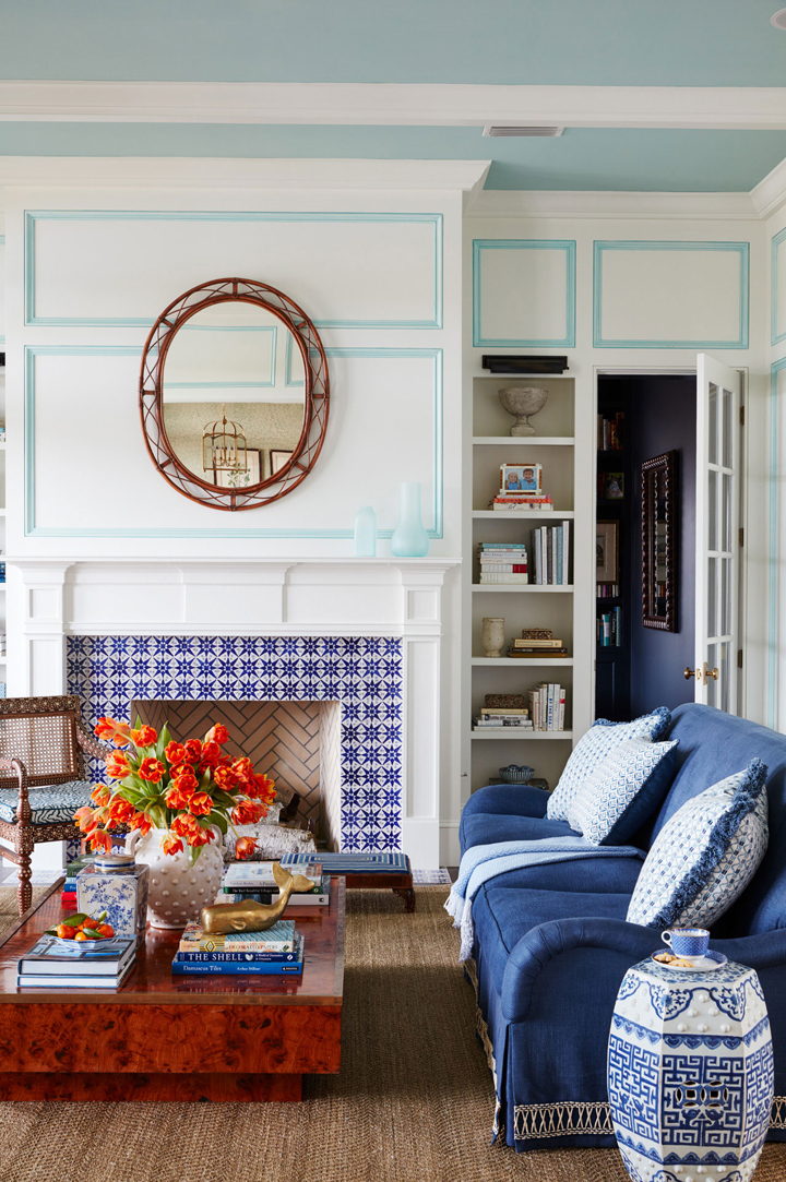 Andrew Howard Interior Design | House of Turquoise