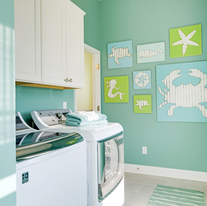 turquoise-laundry-room
