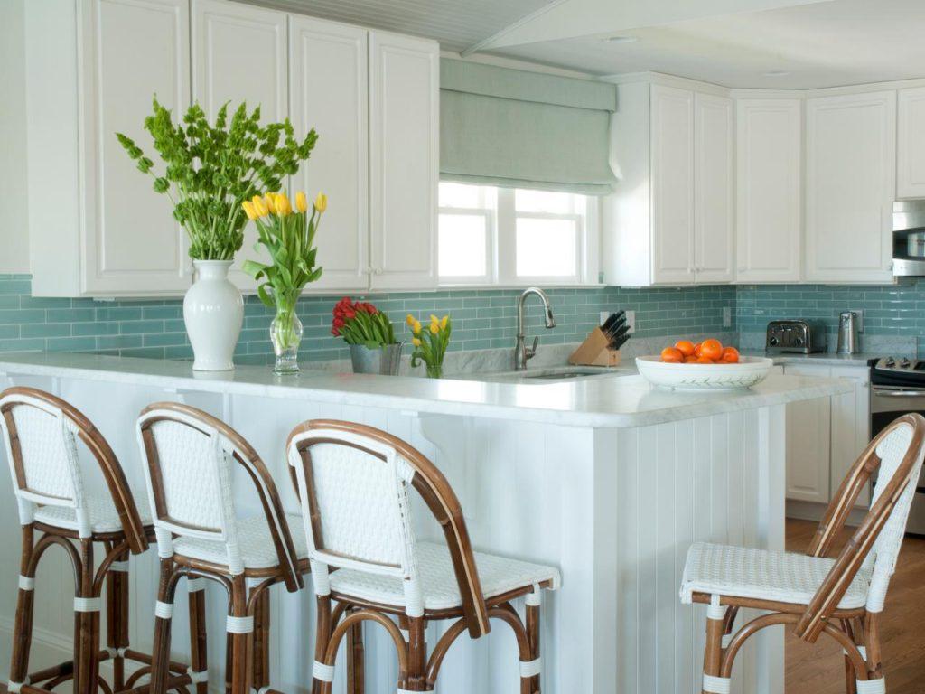 Turquoise Backsplash Ideas | House of Turquoise