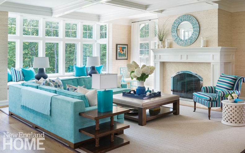 Plum Interiors House Of Turquoise