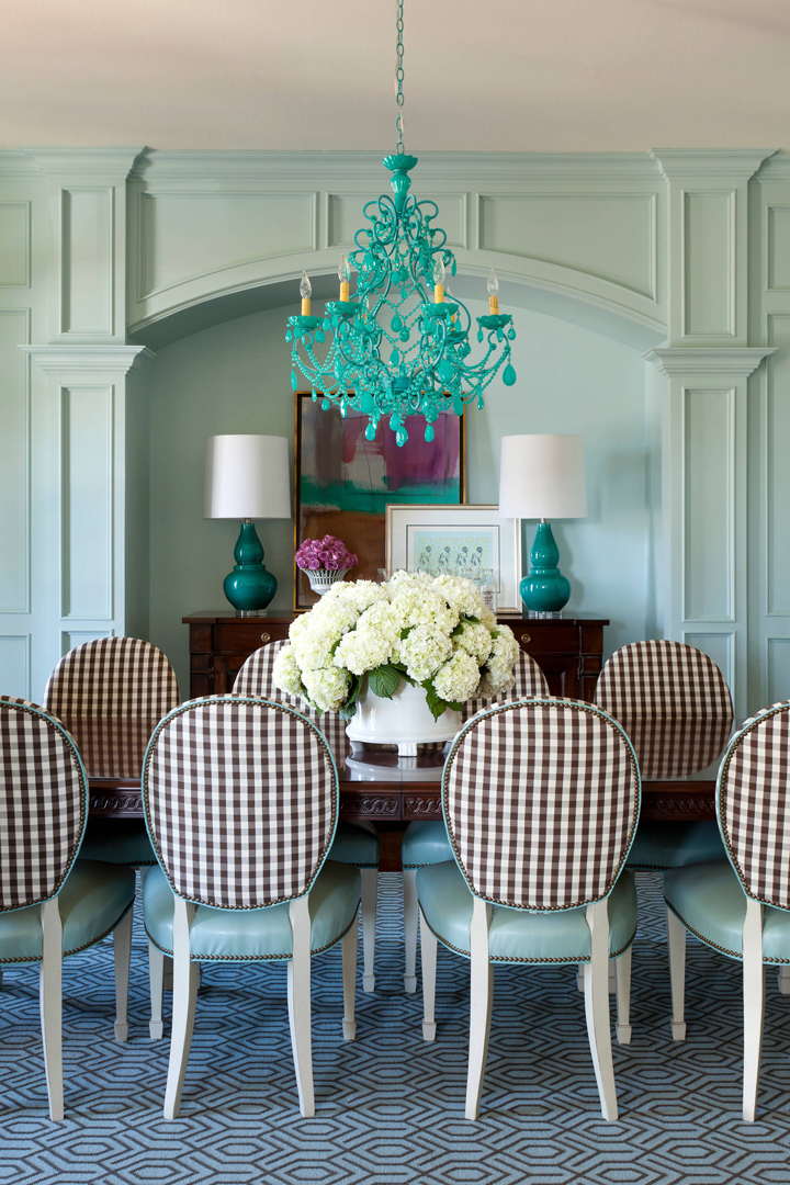 Tobi Fairley Interior Design House Of Turquoise