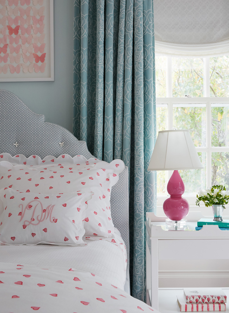 pink blue bedroom caitlin interiors house of turquoise 12856