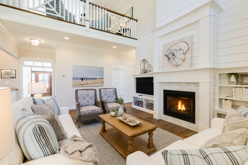 2017 Coastal Virginia Magazine Idea House House Of Turquoise