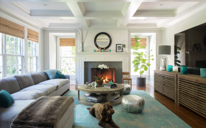 Eileen Deschapelles Interior Design