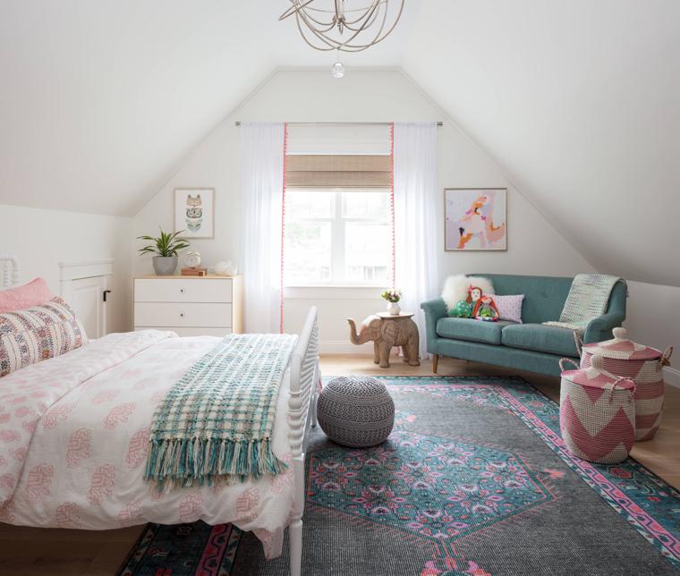 Turquoise Room: Jamie Keskin Design