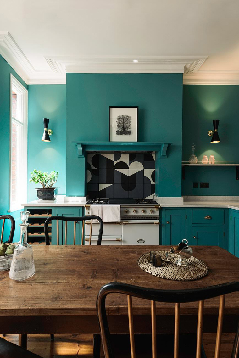 Devol Kitchens House Of Turquoise