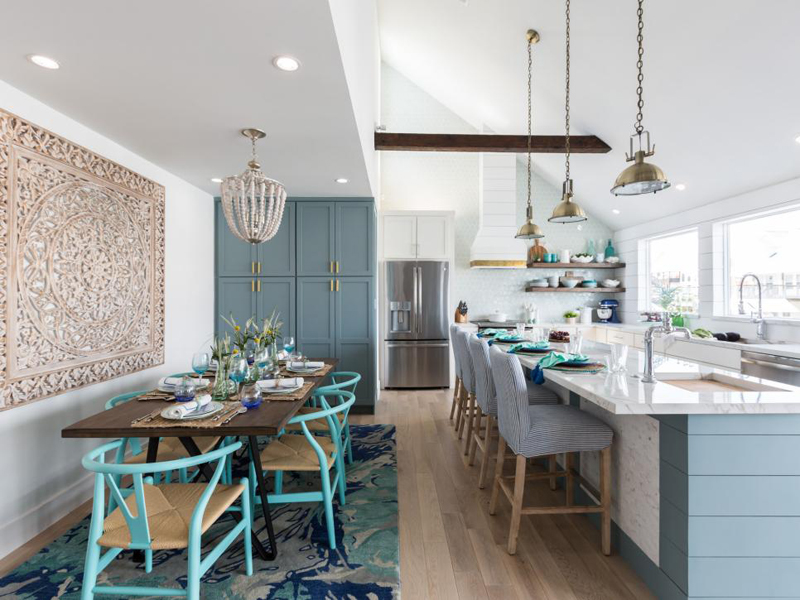 Beth Lindsey Interior Design | House of Turquoise