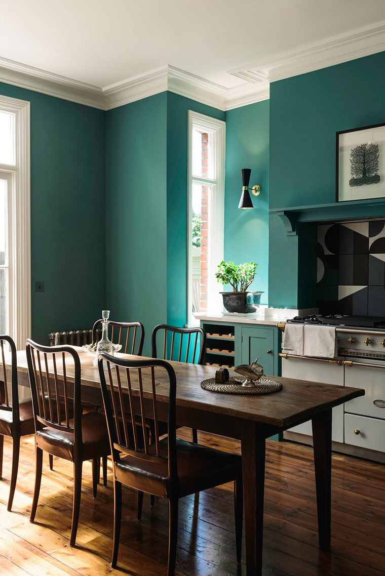 deVOL Kitchens | House of Turquoise