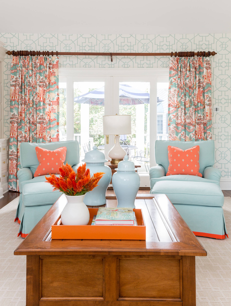 Reed Amp Acanthus Interior Design House Of Turquoise