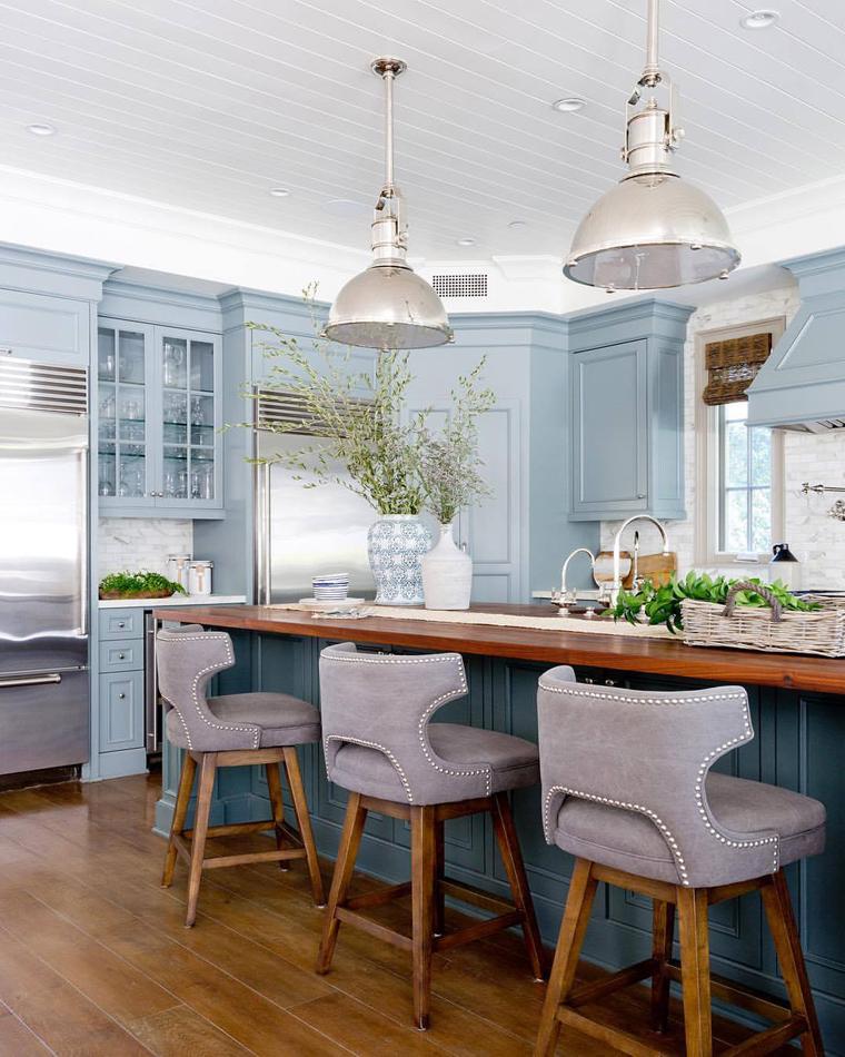 Inside Peek Kate S Dining Room Kitchen: Kate Lester Interiors