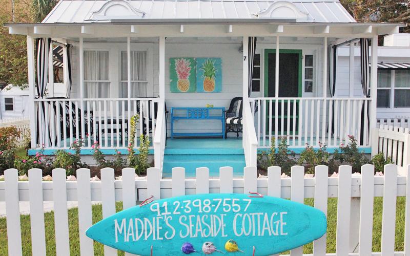 Maddie's Seaside Cottage – Tybee Island, GA