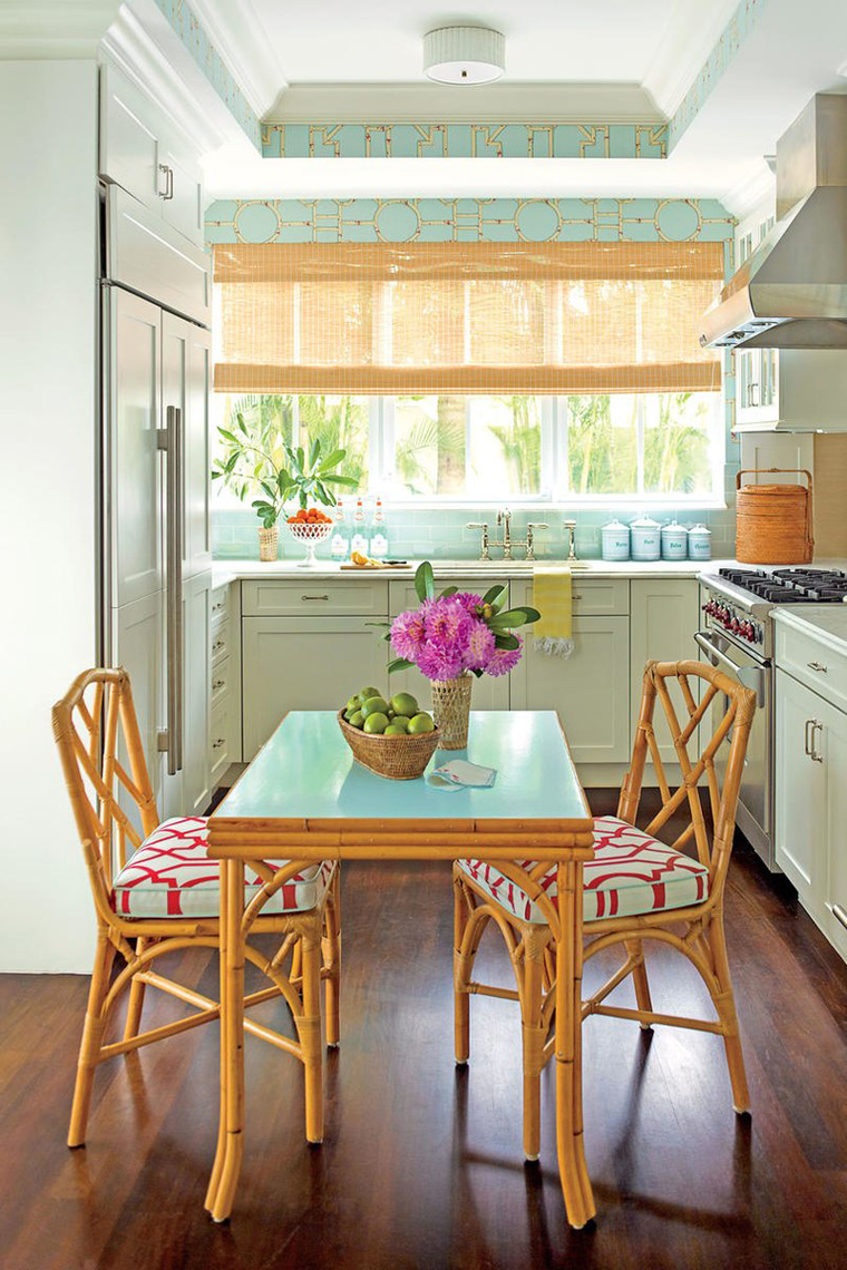 Charming Kitchen with Timeless Sophistication by Ashley Whittaker