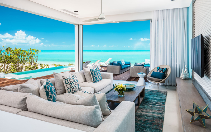 Villa Helios – Turks and Caicos